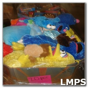 Stuffed Animals Pallets