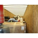 Truckloads of mixed sporting prodcuts