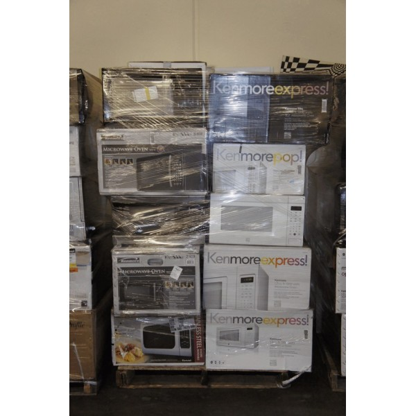 Assorted Microwaves Lots