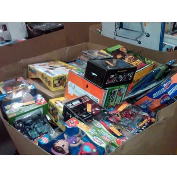 Wholesale Pallet For Sale: Wholesale Toys