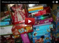 Wholesale and liquidation from liquidators marketplace