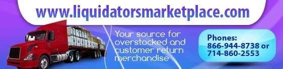 Welcome to liquidators Marketplace